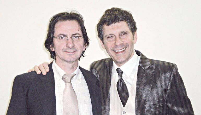 Ciao, Fabrizio!